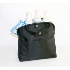 MaxiCOOL 4-Bottle Cooler in Black