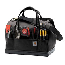 "Legacy 16"" Tool Bag with Molded Base"