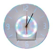 LED Tisch-/ Wanduhr 1-flammig Deco