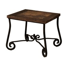<strong>Artisan Home Furniture</strong> Santa Clara End Table