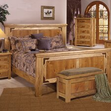 <strong>Artisan Home Furniture</strong> Lodge 100 Panel Bed