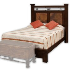 <strong>Artisan Home Furniture</strong> Valencia Panel Bed