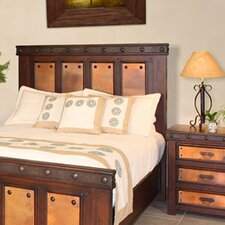 <strong>Artisan Home Furniture</strong> Copper Canyon Panel Headboard