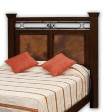 <strong>Artisan Home Furniture</strong> Valencia Distressed Panel Headboard