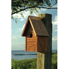 <strong>Heartwood</strong> Starter Home Bird House
