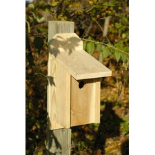<strong>Heartwood</strong> Western Blue Bird Bird House