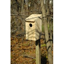 <strong>Heartwood</strong> Screech Owl Bird House