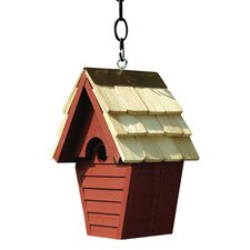 Wren-in-the-wind Bird House
