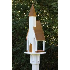 Mount Manna Decorative Bird Feeder