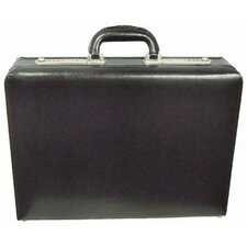 <strong>McBrine Luggage</strong> Bonded Leather Attaché Case