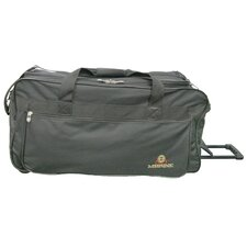 "<strong>McBrine Luggage</strong> 29"" Wheeled Travel Duffel"