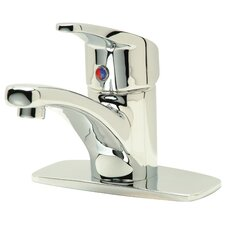 <strong>Zurn</strong> AquaSpec Single Handle Single Hole Bathroom Faucet