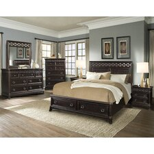 Park Avenue Storage Panel Bedroom Collection