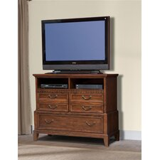 <strong>Vaughan Furniture</strong> Port Royal 3 Drawer Media Chest