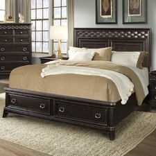 Park Avenue Storage Panel Bed