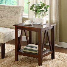 Titian End Table