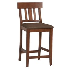 "Torino 30"" Bar Stool with Cushion"