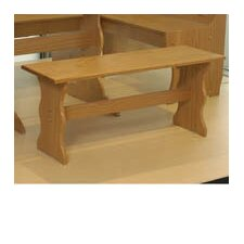 <strong>Linon</strong> Chelsea Solid Wood Corner Kitchen Bench