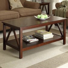 <strong>Linon</strong> Titian Coffee Table