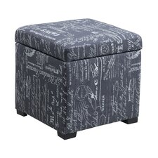 Judith Ottoman with Jewelry Storage