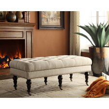Isabelle Upholstered Bedroom Bench