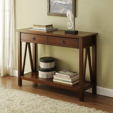 <strong>Linon</strong> Titian Console Table