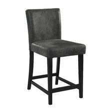 Morocco Bar Stool with Cushion