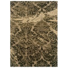 Florence Taupe/Olive Area Rug