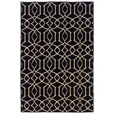 Salonika Black Irongate Rug