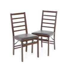 Triena Ladderback Side Chair (Set of 2)