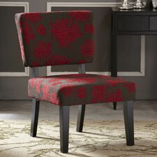 <strong>Linon</strong> Taylor Fabric Side Chair