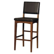 "<strong>Linon</strong> Milano 30"" Bar Stool"
