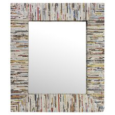 Magazine Rectangle Mirror