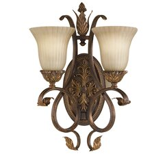 <strong>Feiss</strong> Sonoma Valley 2 Light Wall Sconce