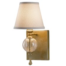 Argento 1 Light Wall Sconce