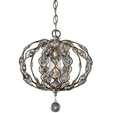 <strong>Feiss</strong> Leila 1 Light Chandelier
