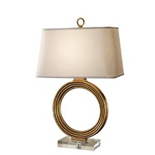 Venetian Gold 1 Light Table Lamp