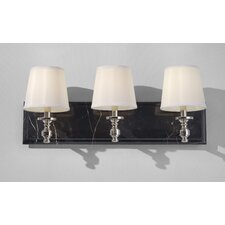Carrollton 3 Light Bath Vanity Light