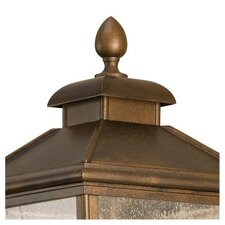 Accessory For Outdoor Lantern in Bronze Patina