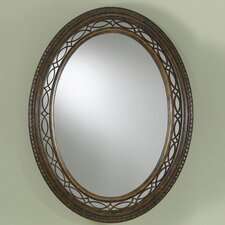 Edwardian Wall Mirror