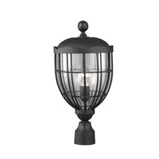 River North 1 Light Outdoor Lantern