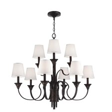 Arbor Creek 9 Light Chandelier