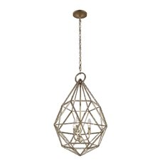 Marquise 3 Light Foyer Pendant