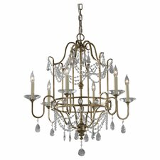 <strong>Feiss</strong> Gianna 6 Light Chandelier