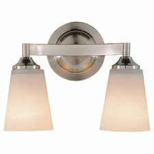 <strong>Feiss</strong> Paris Moderne 2 Light Vanity Light