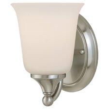 Claridge 1 Light Wall Sconce