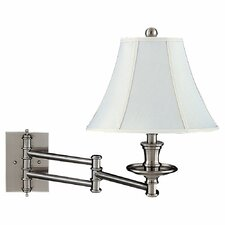 Swing Shift Swing Arm Wall Sconce