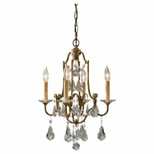 <strong>Feiss</strong> Valentina 4 Light Chandelier
