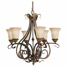 Sonoma Valley 6 Light Chandelier