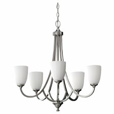 Perry 5 Light Chandelier